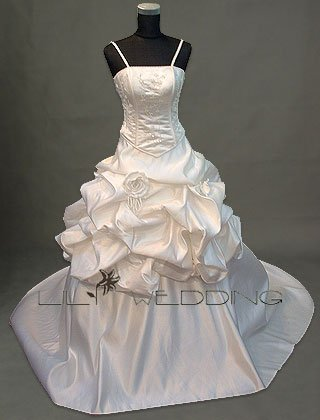 Prom Wedding Gown - Style LWD0064