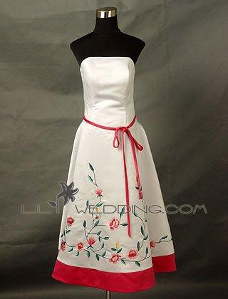 Inexpensive Bridesmaid Dresses - Style LED0004