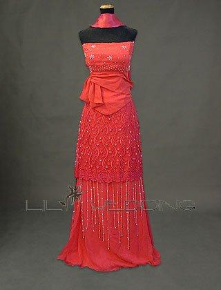 Cheap Bridesmaid Dresses - Style LED0006