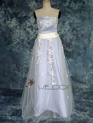 Modest Bridesmaid Dresses - Style LED0012