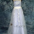 Modest Bridesmaid Dresses - Style LED0012