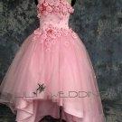 Flowers And Beadworks Wedding Dress - Style LWD0111