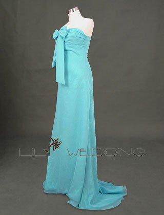 Chiffon Discount Bridesmaid Dress - Style LED0029