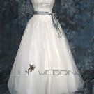 Strapless Wedding Gown - Style LWD0142