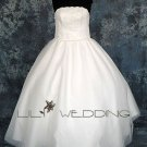 Full Tulle Ball Gown Skirt - Style LWD0152