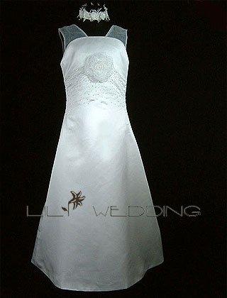 Discount Flower Girl Dress - Style LFG0012