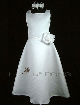 Cheap Flower Girl Dress - Style LFG0014