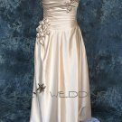 Bridesmaid Dress Floral - Style LED0046