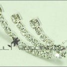 Tasteful Rhinestone Hair Pins