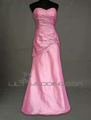 Evening Wear Dress - Style LED0112