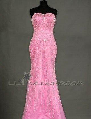 2009 Prom Dress - Style LED0124