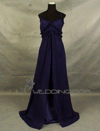 Modest Prom Dress - Style LED0127