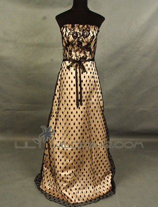Designer Prom Dress - Style LED0132