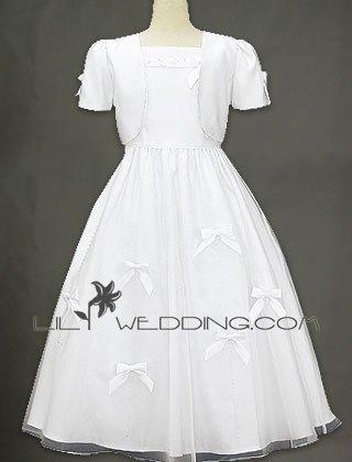 Discounted Flower Girl Dress - Style LFG0021