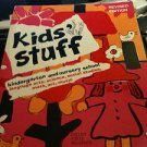Kids Stuff Kindergarten & Nursery School Crafts, etc. Book