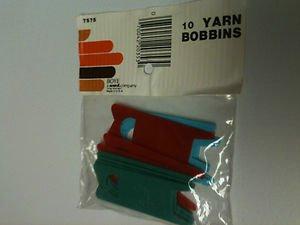 Yarn Bobbins by BOYE - Pkg of 10- # 7575
