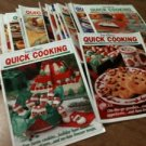 Taste Of Home Quick Cooking -- Full Year 2001 ---6 Issues