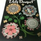 "Vintage Star Book No. 71 - Doily Bouquet - (1950) ""Nice Piece of Americana"""