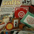 2 Quick & Easy Crafts Magazines - 4/1991 & 2/1999