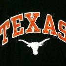 Mens Texas Longhorn Long Sleeve Black T-Shirt - Size Small - NWT