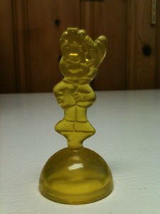 "Kellogg's Rice Krispies Crackle from ""Snap, Crackle & Pop"" Figure Topper"