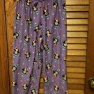 Girls Penguin Lounge Sleep Pants - Size S (6-6X)
