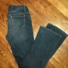 Girl's Old Navy Boot Cut Blue Jeans Size 12