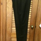 Savion Brown Casual/Dress No Band Flat Front Stretch Slacks - Size 12P - NICE!!