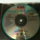 Sunday School Songs  by Cedarmont Kids (CD, Benson Records)