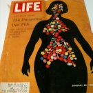 LIFE magazine January 26 1968 Exclusive report the dangerous diet pills -- Fair