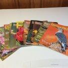 12 Birds & Blooms Magazines 2004-2010 - For the Active/Armchair Bird Watcher