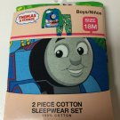 Thomas & Friends 2 piece Cotton Sleepwear Set - Size 18M - New in Box