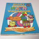 Giant Step Ahead Math Workbook - grades 1-2
