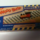 Jr. Helper Wood Shop Model Kit  ,Train Engine