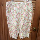 Cute RUBY RD. Pants Capri's Cropped Pants Size 14
