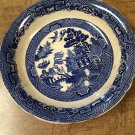 "Vintage Blue Willow England China 8"" Bowl -Display Only"
