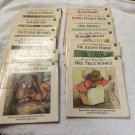 1991 Lot of 12 My Little Book About Series~Beatrix Potter~Leap Frog