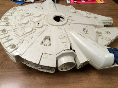 1979 Kenner Millennium Falcon Star Wars Toy Spaceship � Parts/Restore