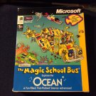 Scholastic's The Magic School Bus Explores the Ocean (PC, 1996)