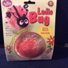 Pepperell Crafts Furry Friends Kit Ladie Bug NEW all Materials Included 3+ years