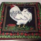 2007 Rooster Calendar Used by Debra Jordan Bryan - Pictures Frameable