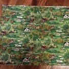 FARM Cows Chickens Horses Sheep Fabric by Joan Messmore Cranston Print Works