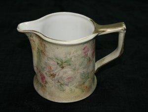 Royal Bayreuth Rose Tapestry Creamer