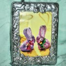 Easter - Pewter Rabbit Photo Frame