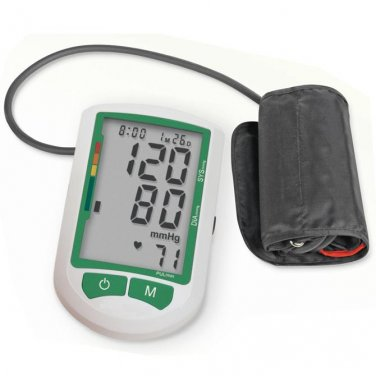 Brand New - Jumbo Screen Premium Digital Blood Pressure Arm Monitor