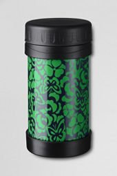 Girls' Butterfly Floral Hot Insulated Container