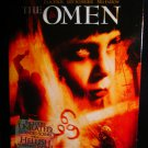 The Omen Unrated FullScreen 2006 dvd Liev Schreiber Julia Stiles Damien 666 Dark
