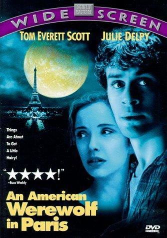 An American Werewolf in Paris (DVD, 1998) Widescreen Tom Everett Scott