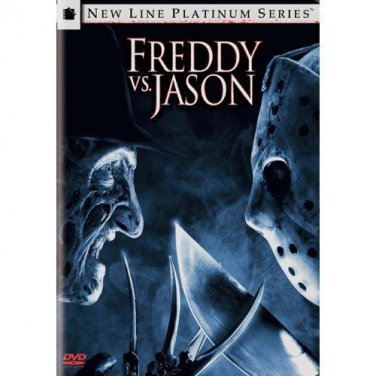 Freddy vs. Jason (2-Disc New Line Platinum Series Widescreen DVD 2004)