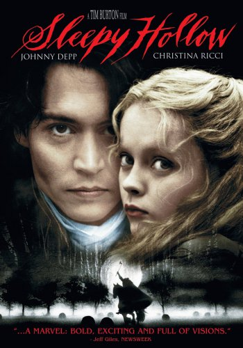 Sleepy Hollow Johnny Depp Christina Ricci (DVD, 2006)